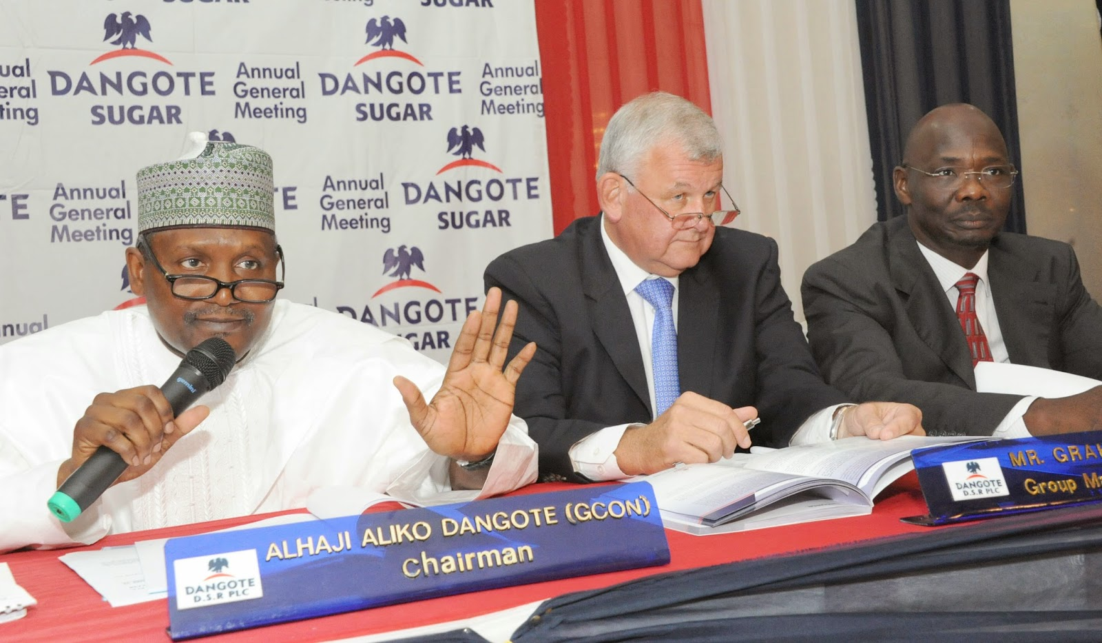 Aliko explains why Dangote Sugar reduced its dividend this year