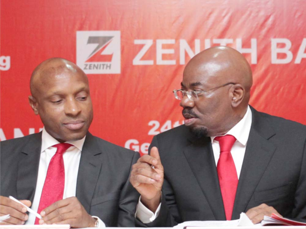 Humble Pie For Jim As Zenith Bank Withdraws Planned N100 Billion Capital Raise