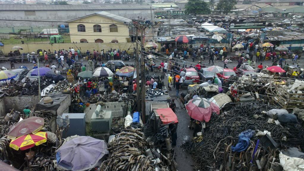 Recessions Continues, As Nigeria Records Real GDP Growth of -2.24% In 3rd Quarter of 2016 (See report)