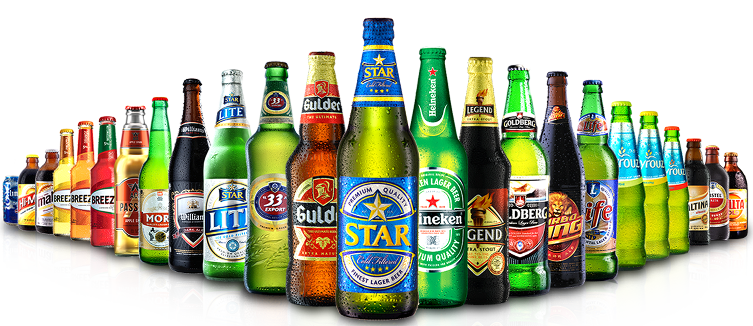 Nigerian Breweries Posts 10.5% Drop In Profits, Proposes Dividend Of N3.60 For FY'2015