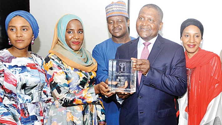 I Don't Believe Federal Government Should Continue Bailing Out  States – Dangote