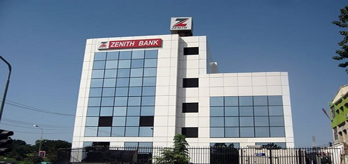 ALERT: Zenith Bank Declares N37.5 Billion Profit (2107 Q1)