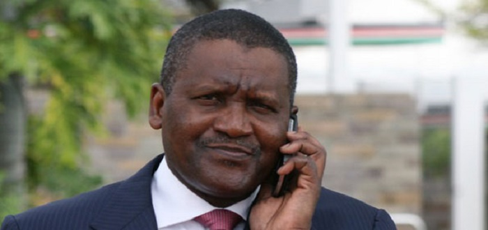 "Dangote To The World: ""We Have Stopped Cement Importation in Nigeria"""