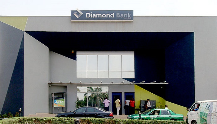 ALERT: Diamond Bank Reports 38% Drop In Profit (2016 FY)