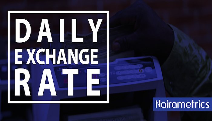 Nigeria: Daily Official Exchange Rate Tracker (Updated 16/9/2016)