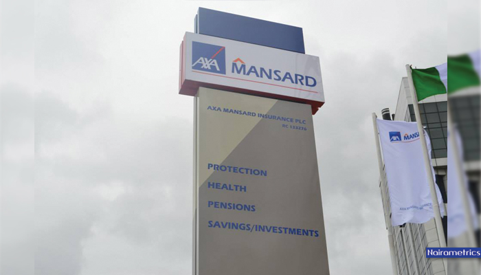 ALERT: AXA Mansard Posts N737 Million Profit (2017 Q1)