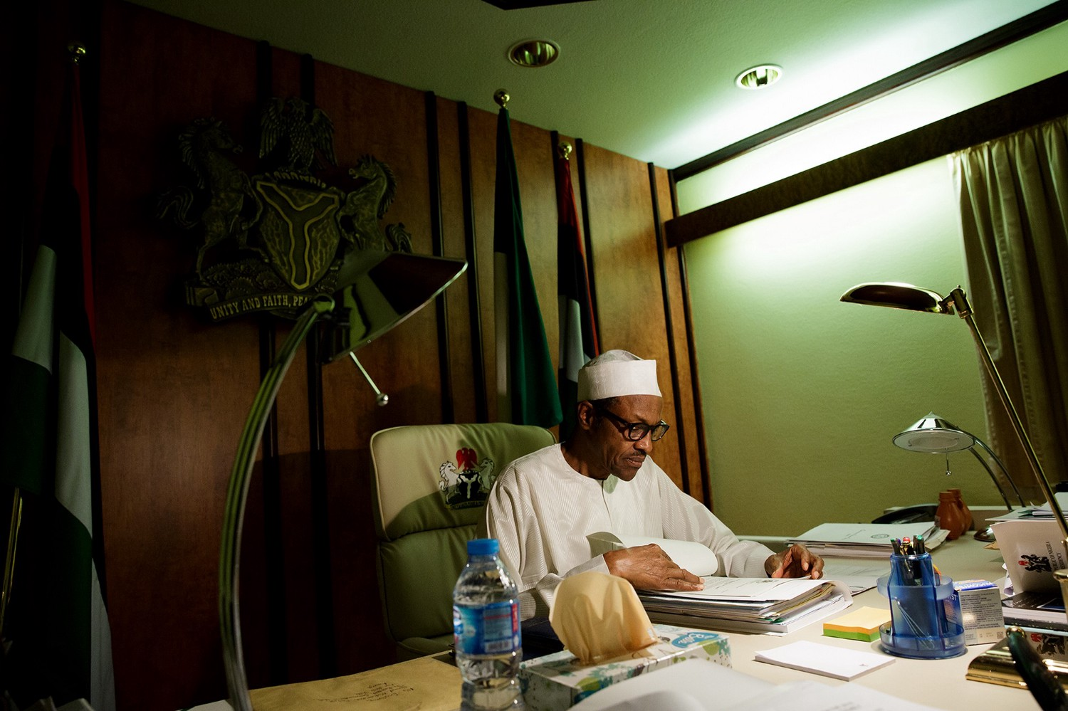 SGF Babachir Lawal and NIA DG Suspended by President Buhari