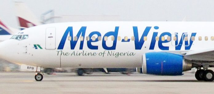 Medview Airlines to increase aircraft fleets, Medview Airlines get bank loan, Air Peace Boeing 737 Max, Michael Ajigbotosho