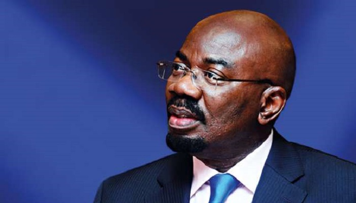 Jim Ovia, Chairman of Zenith Bank Plc