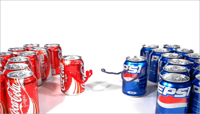pepsi vs cola Why pepsi has the edge while coca-cola has vowed to rebuild sales in the united states and focus on international sales.