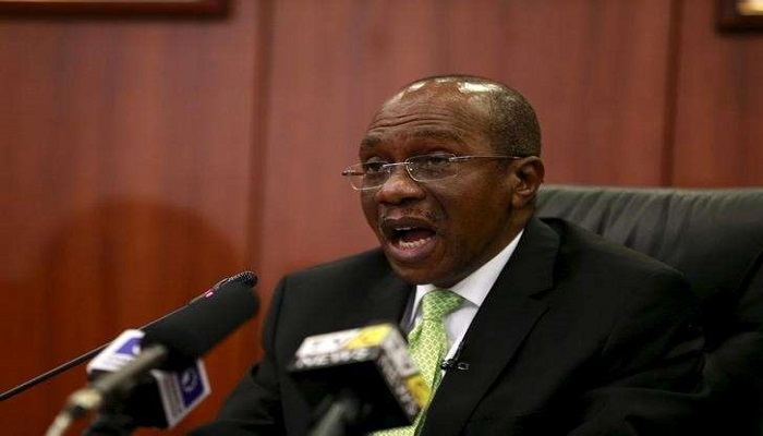 CBN Gov Godiwn Emefiele, Nigeria's foreign reserves CBN
