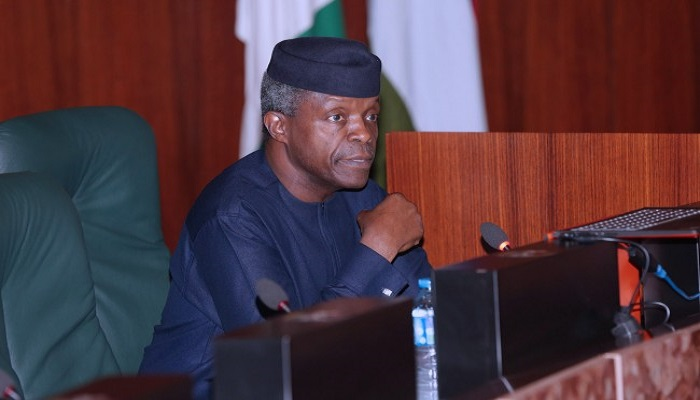 Power: VP Osinbajo to lead reform group, Emefiele, El-Rufai are members