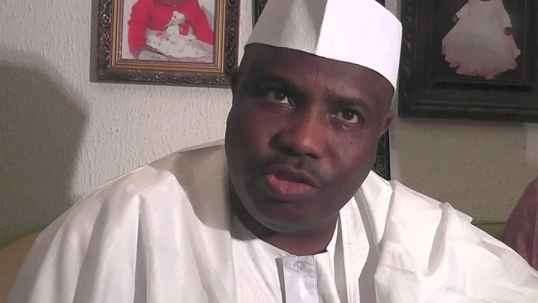 Restructuting: Plans must pass through legal process from the National Assembly - Tambuwal