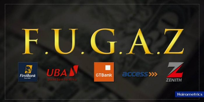 Banks, Nigeria's tier-1 banks, FUGAZ Banks, loans, loan
