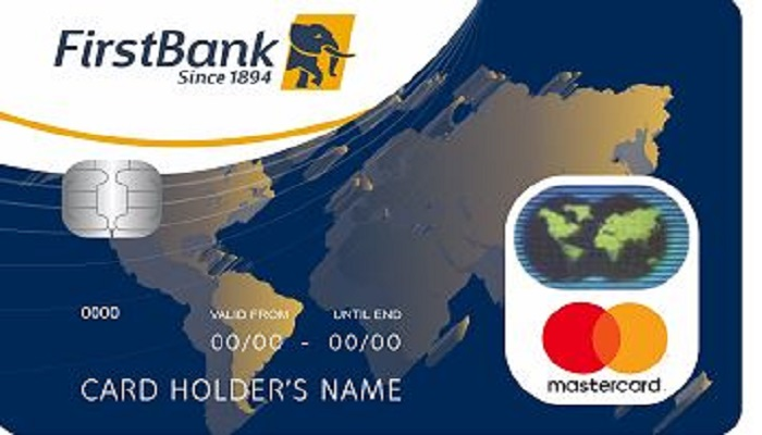First bank contactless naira mastercard