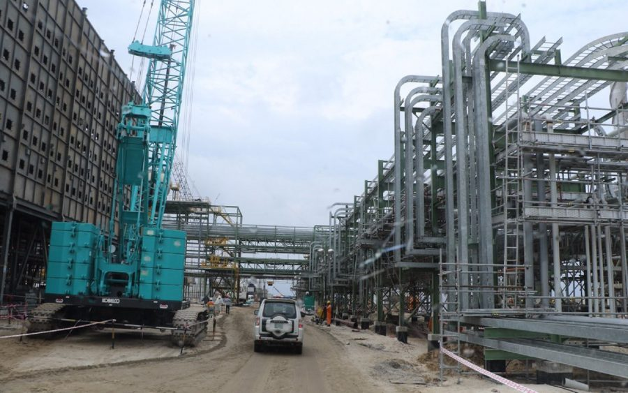 Ongoing construction works at Dangote Refinery, Dangote rules out pipeline, discloses fuel delivery channels to consumers, refinery to clash with Europe refineries