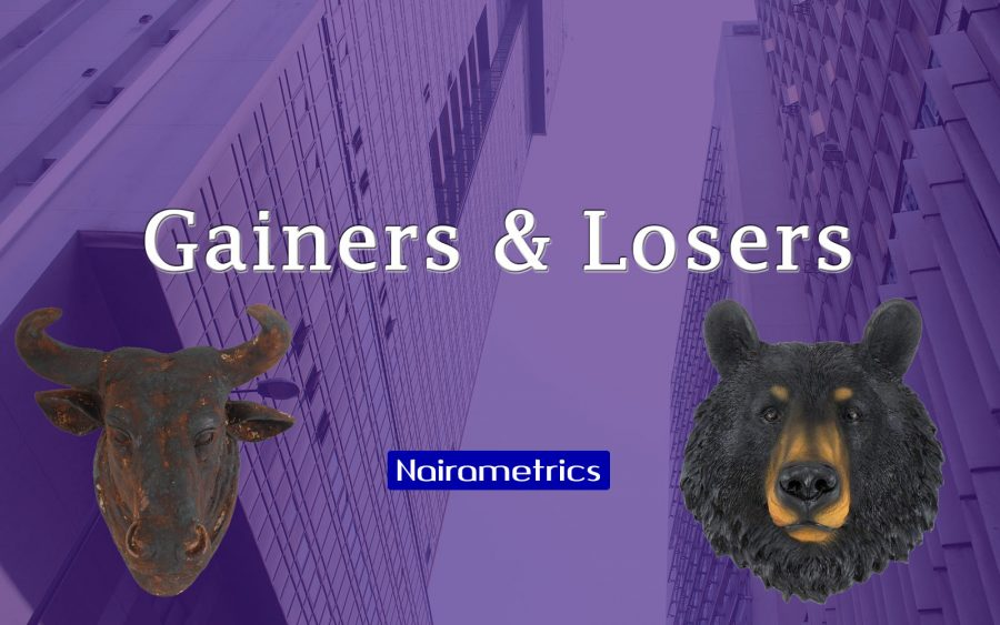 Gainers and Losers, Niger Insurance Plc