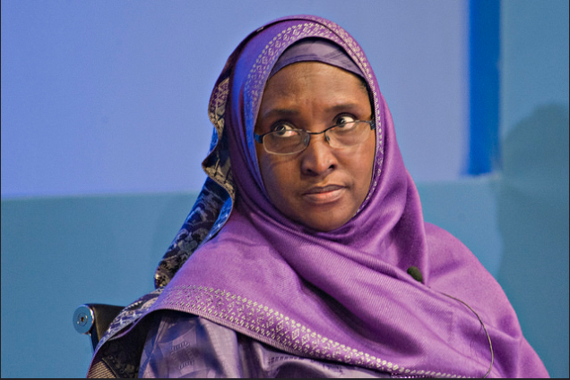 A brief profile of Zainab Shamsuna Ahmed Minister of State for Finance