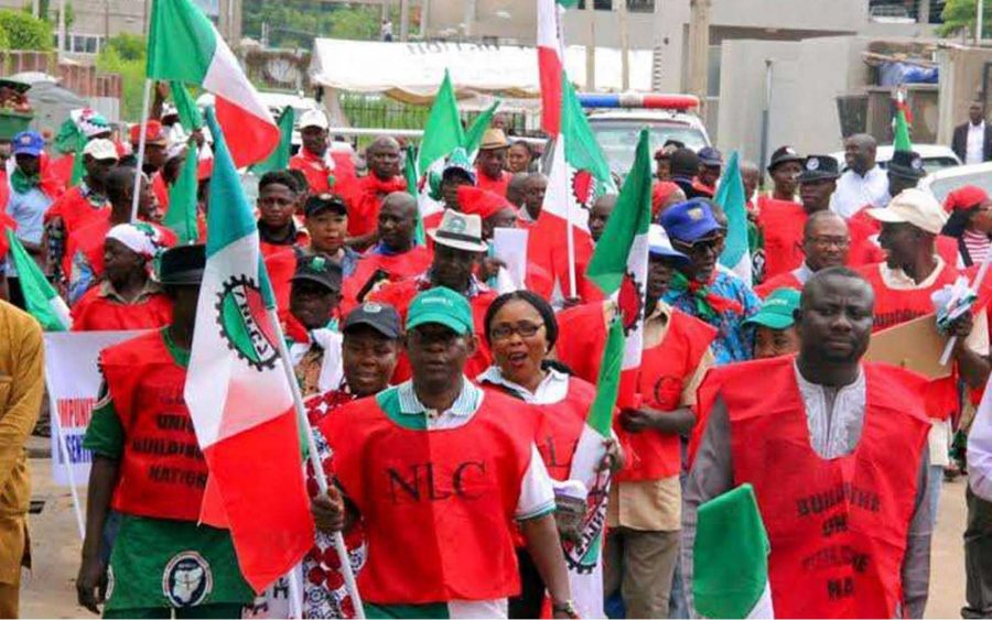 Labour, Minimum wage, Oil marketers back out of NLC, TUC nationwide strike, support deregulation policy