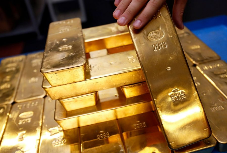 Gold, Gold prices tick up as President Trump decides on China today