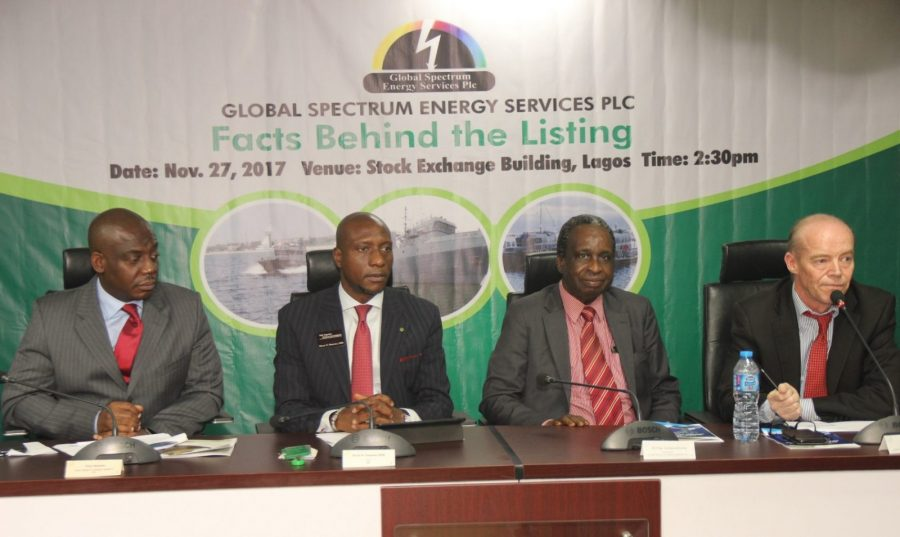 Global Spectrum Energy Services Plc