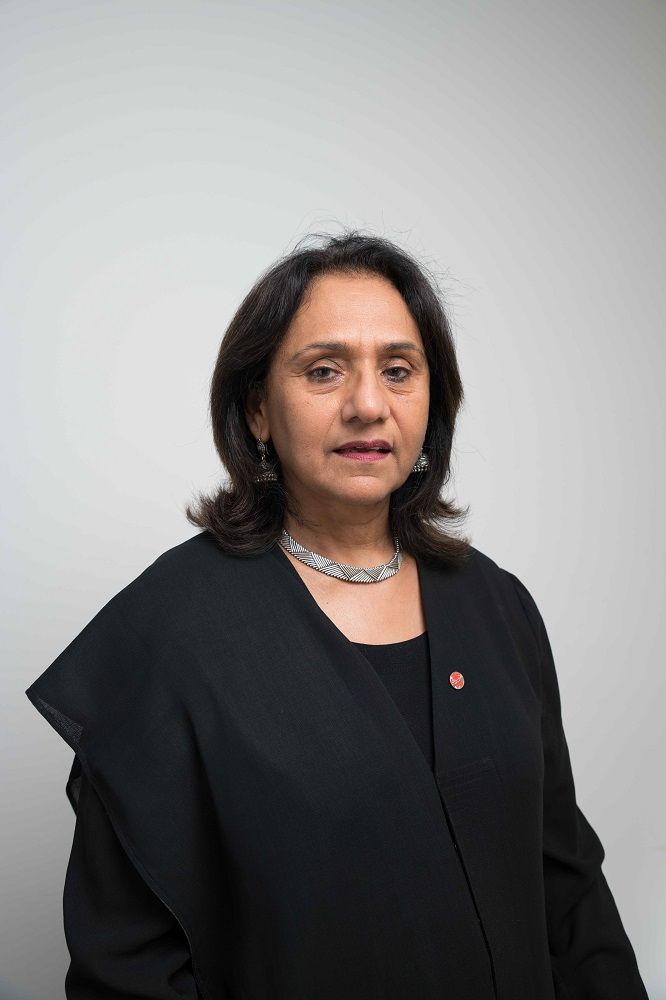 Parminder Vir, Outgoing Chief Executive Officer, Tony Elumelu Foundation