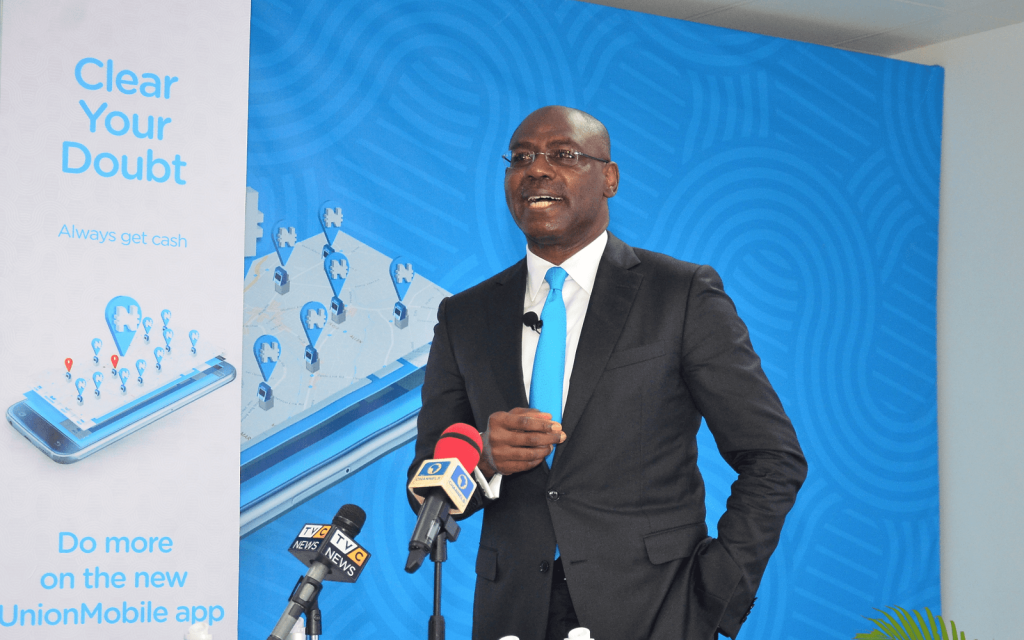 Emeka Emuwa ceo of union bank, DEAL: Reports suggest Zenith Bank given green light to acquire Union Bank