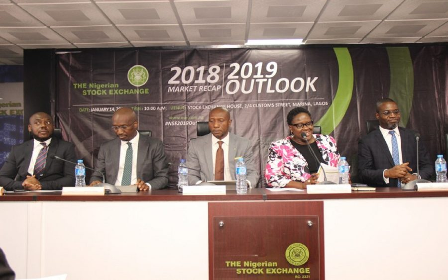 NSE's Oscar Onyema gives projections for 2019 while reviewing 2018