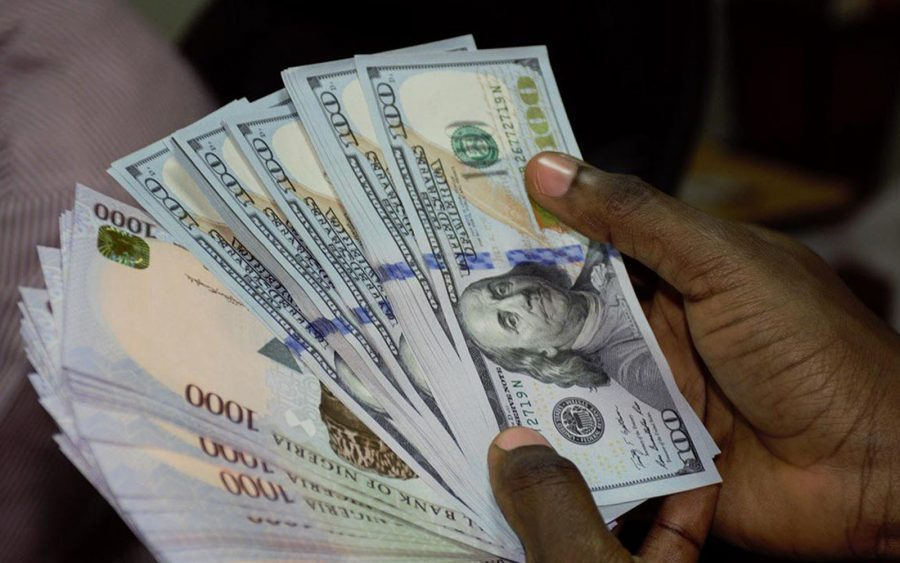 Naira Depreciates To N410 Per Dollar As