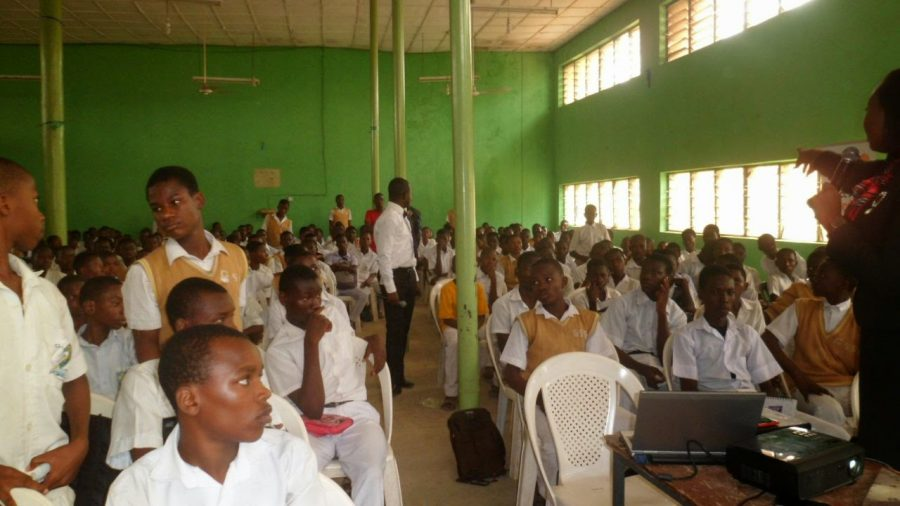 CBN visit Government secondary schools, Global Money Week, Financial Literate Week, Aisha Ahmed