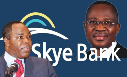 Skye Bank, EFCC, Polaris Bank, Olatunde Ayeni, Timothy Oguntayo
