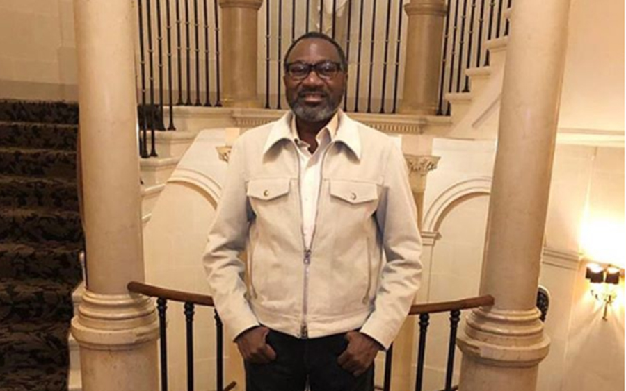 Nigerian business man and CEO Forte Oil Femi Otedola is the kind of energy the world wants
