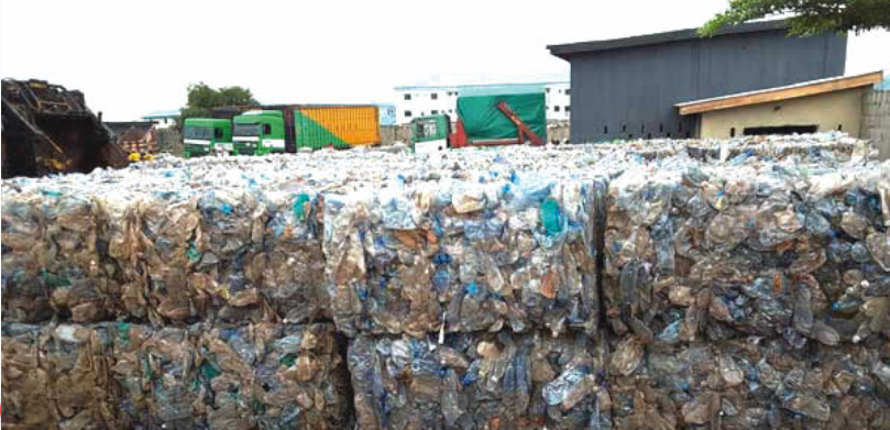 Lexsz Plastics Limited, China ban trash, Recycling companies, Bloomberg, Punch