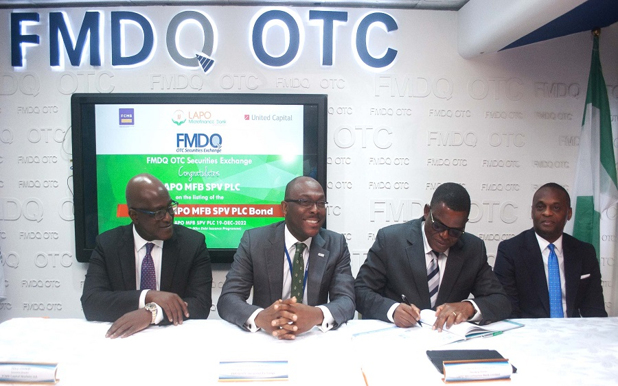 FMDQ approves UACN and Flour Mills' listing of N20.50bn commercial papers