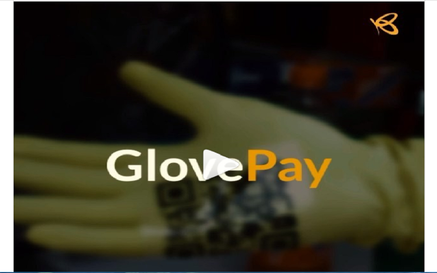 Flutterwave says you can now pay with a handshake