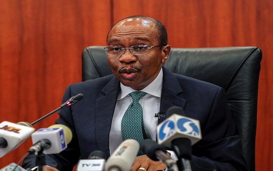 CBN commences Forex ban on food importation, CBN's Emefiele congratulates Dr Kingsley Obiora as he assumes office, indigenous oil firms