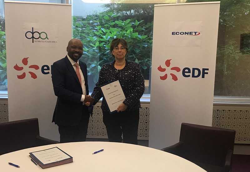 Econet wants to bring hybrid power solution to Nigeria