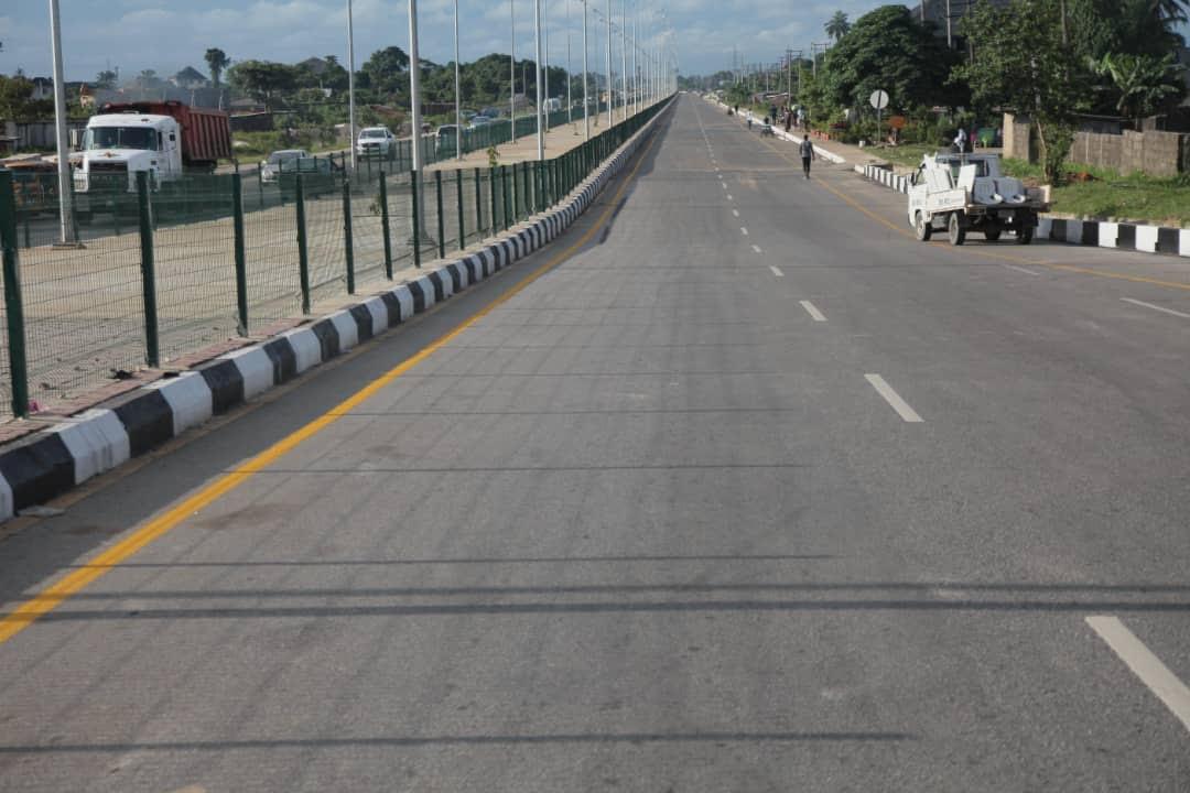 AfDB's Akinwumi Adesina and Ekiti State Governor Kayode Fayemi, AfDB to support Ekiti State road and airport upgrade