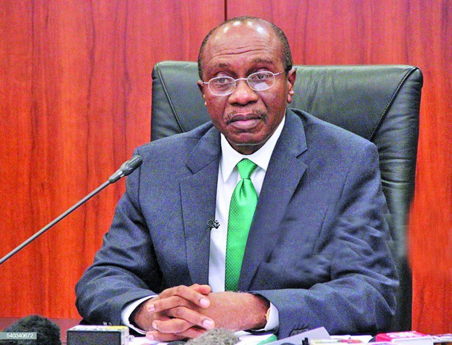 Financial markets, CBN Forex Godwin Emefiele