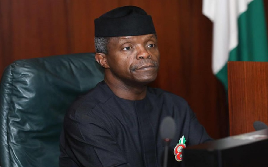 Twitter deactivate Yemi Osinbajo's Twitter account, How Nigeria's LPG sector can create 2 million jobs -Osinbajo, budget support, NEC okays $250 million investment in NSIA , MSMEClinic gets 200,000 capacity yam storage facility in Benue, Accusations of Yemi Osinbajo receiving N4 Billion from recovered loots are baseless- Presidency