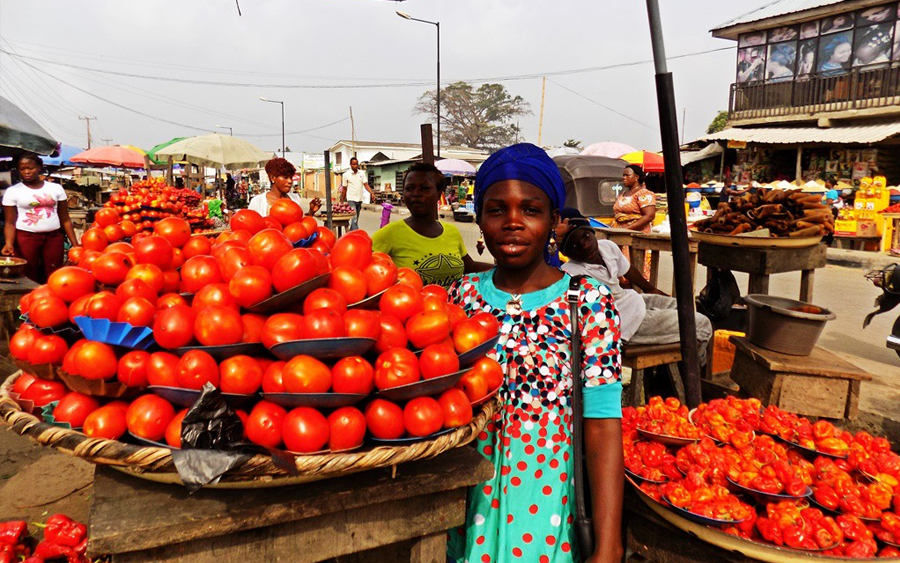 Alert: Tomato prices are up by over 80% in these Lagos markets, Prices of flour, rice, beans, tomatoes, pepper, others jump, as low patronage hits major markets