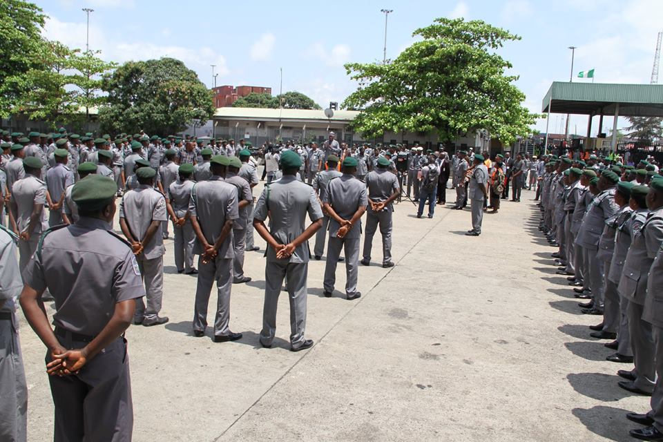 Here's how much Lagos-Apapa Customs Command generated in 5 months
