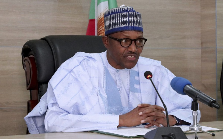 President Buhari Democracy Day speech