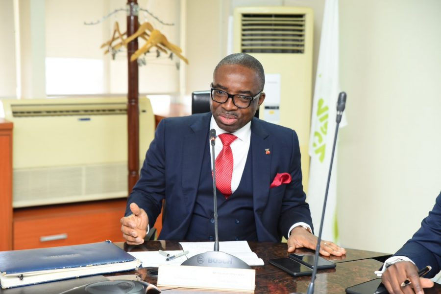 Zenith Bank GMD and CEO Mr. Ebenezer Onyeagwu, Zenith Bank: No major threat to earnings in the near term; Buy recommendation maintained