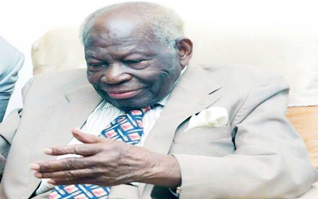 Akintola Williams, doyen of accountancy in Africa clocks 100 years
