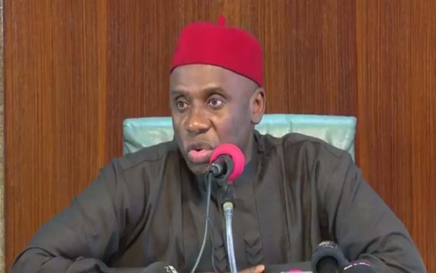 FG needs $656 million to complete Lagos-Ibadan railway project – Amaechi, Nigeria loses N150 billion annually to shipping tariffs, Ibadan to Kano rail construction
