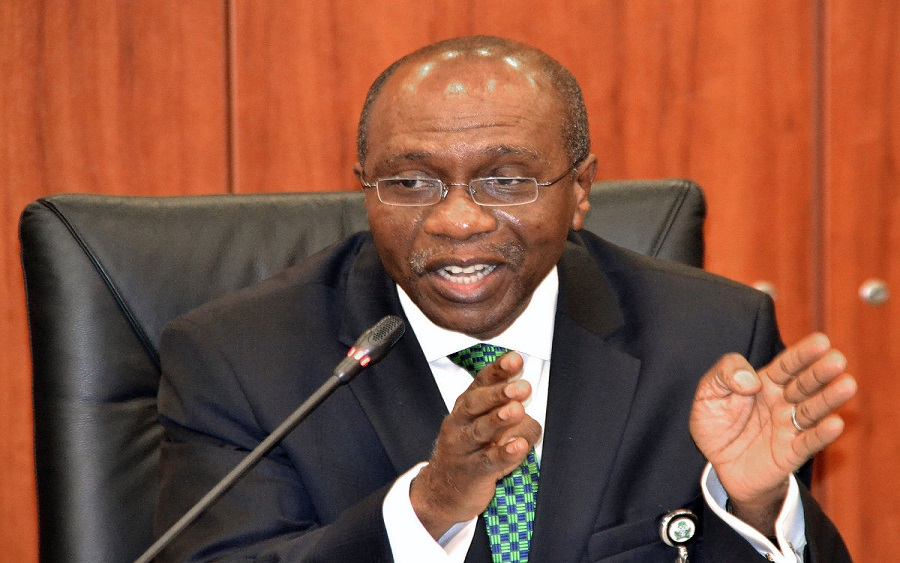 MPR, CBN, GTBank, CBN disagrees with IMF, says land border closure boosting local production, Border closure: Emefiele says Benin, others must engage Nigeria before borders are reopened , bvn 2.0, CBN reveals banks' foreign assets rise to N14.19 trillion in 2019