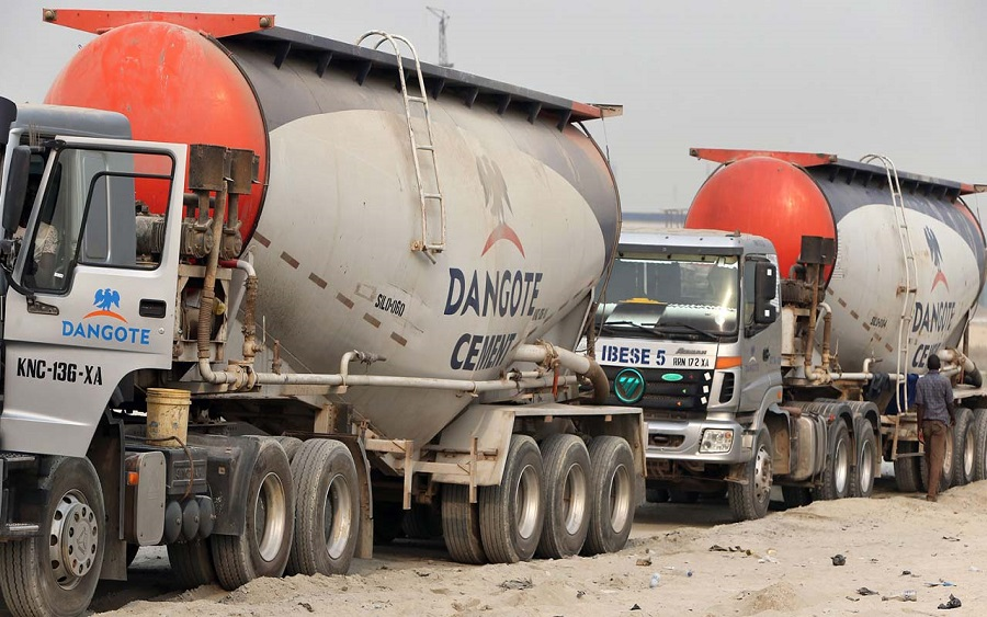 Dangote powers cement plant in Tanzania with gas turbines, Dangote Cement Plc records 34.20% increase in 2020 Q3 revenues, Dangote Cement market capitalization increased by 28% to cross N3 trillion mark in November
