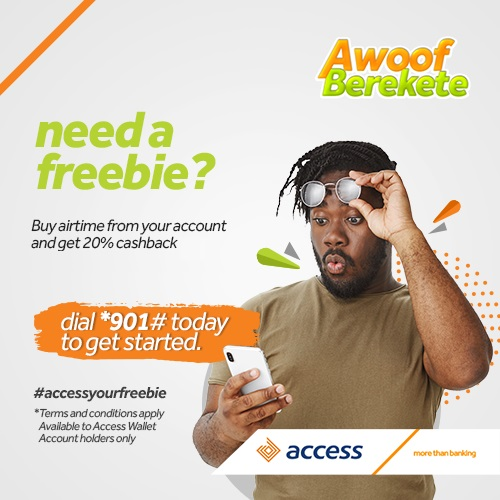 Access Bank targets 65m customers, set to deepen financial inclusion