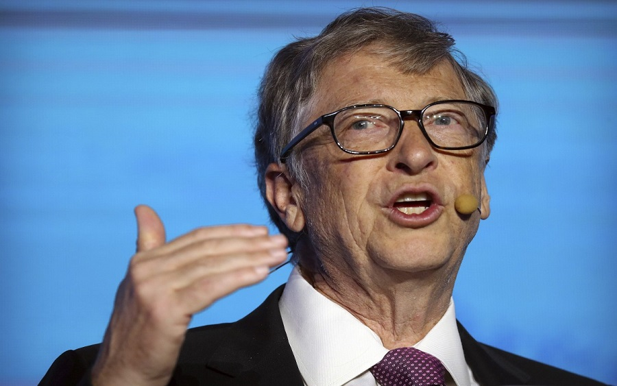 Bill Gates, GDP, Unlike Nigerians, Bill Gates addresses Dangote differently